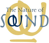 "tim jones ""the nature of sound"" logo"